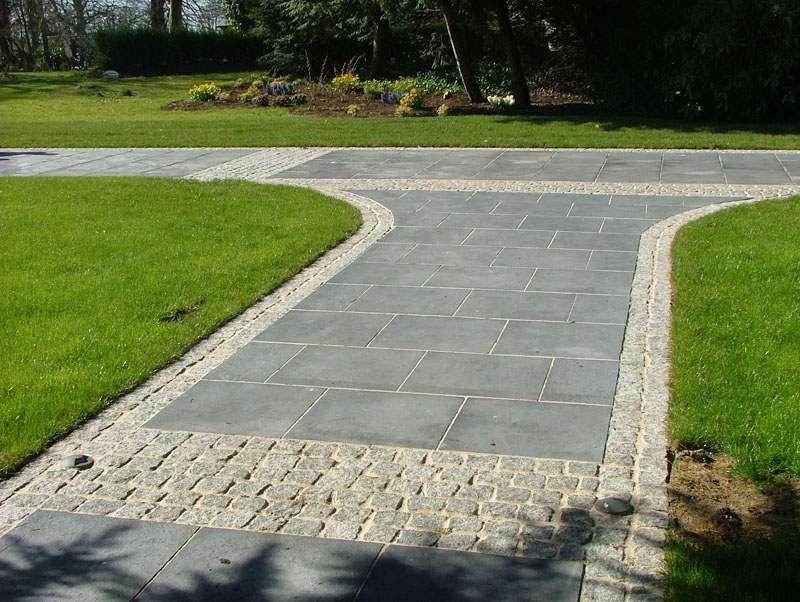 Limestone Natural Paving Flags and Setts Roadstone