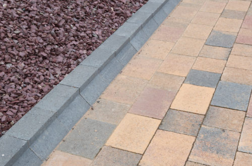 Castlestone Curragh Blend and Kerb