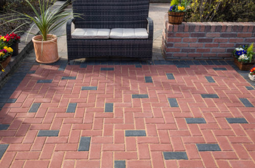 Cobblesett Terracotta & Charcoal