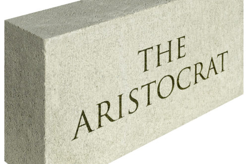 Aristocrat Concrete Block