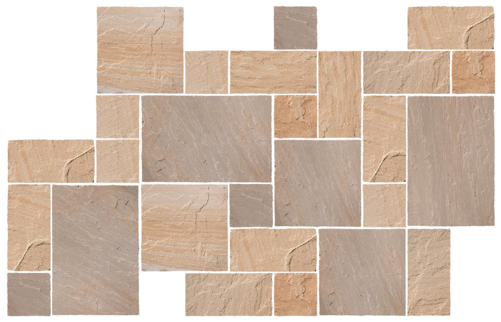 Indian Stone Flags >> Indian Sandstone Natural Paving Supplier Ireland | Roadstone