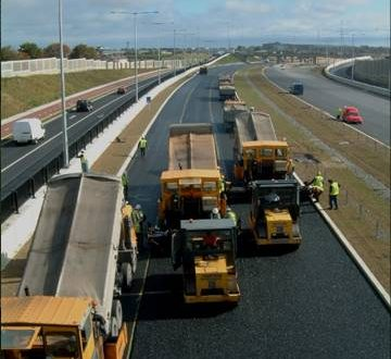 M50 - Southbound
