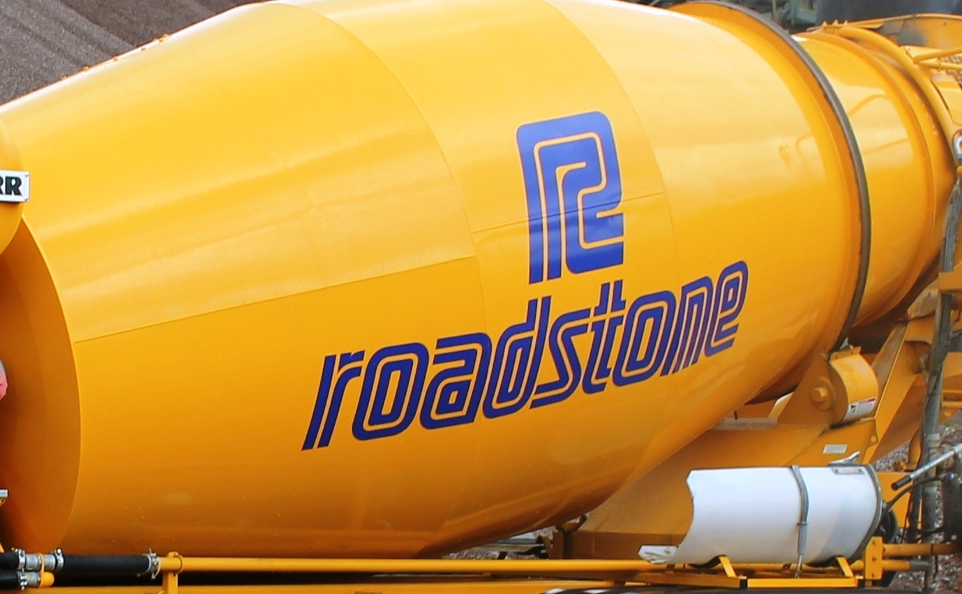 Roadstone Cement mixer-truck