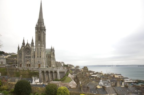 Shotcrete - Cobh Cathedral
