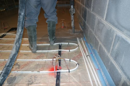 Quick Floor Screed