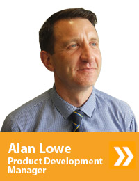 Alan Lowe - Product Development Manager (01-4041368)
