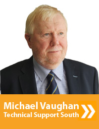 Michael Vaughan, Technical Support - South, (061-709500)
