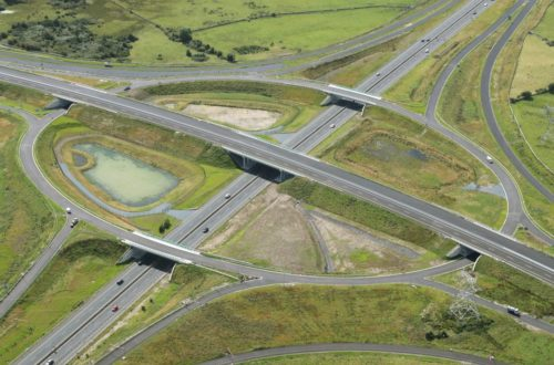 Annagh Hill interchange