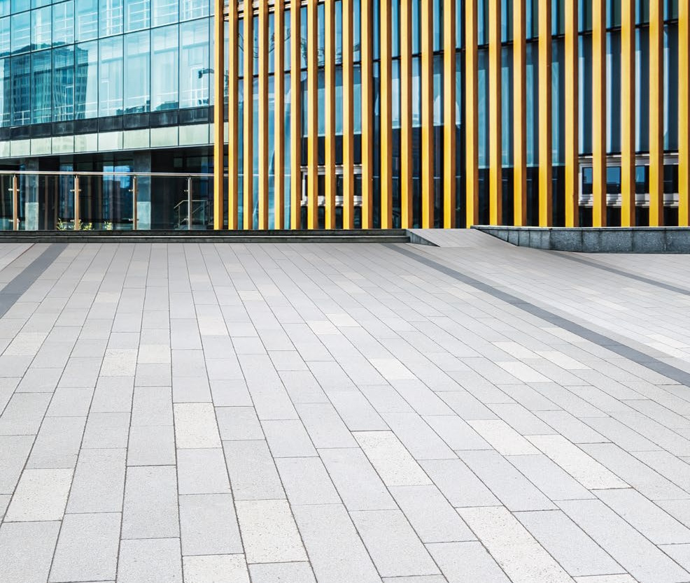 block paving, linear paving, concrete paving, patio slab
