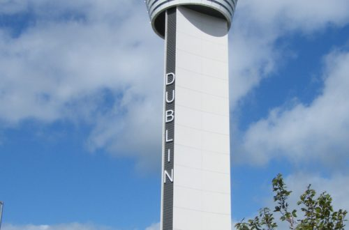 Dublin Airport Visual Control Tower