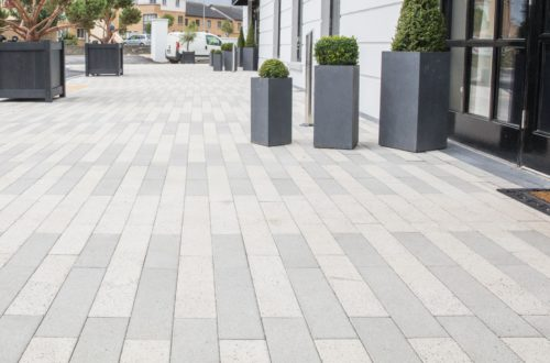 Milan Linear Paving - Village Hotel Bettystown