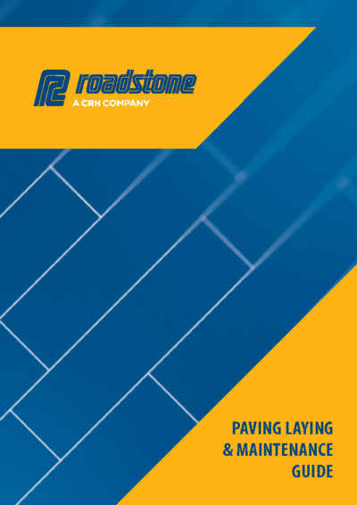 Download Paving Maintenance Guide