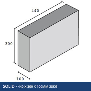 Solid-440-x-300-x-100mm-28kg