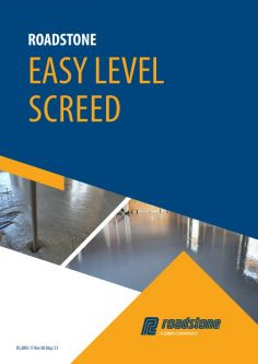 thumbnail of Easy Level Screed