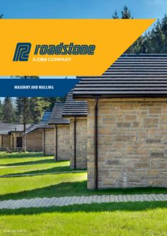 thumbnail of Roadstone Masonry Brochure